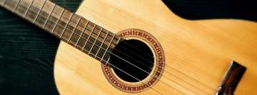Guitar Music Facebook cover photo