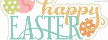 Happy Easter Title Fb Cover