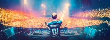 Hardwell Living The Dream Fb Cover