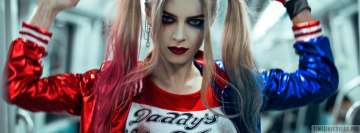 Harley Quinn Cosplay Fb Cover
