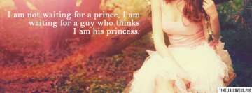 His Princess Facebook Cover-ups