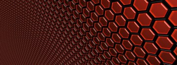 Honeycomb Facebook cover photo