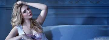 Hot Elizabeth Olsen Facebook Cover Photo