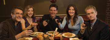 How I Met Your Mother Facebook Cover Photo