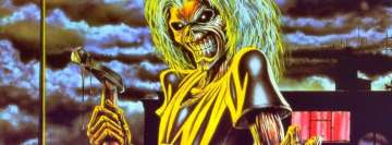 Iron Maiden United Kingdom Facebook Cover