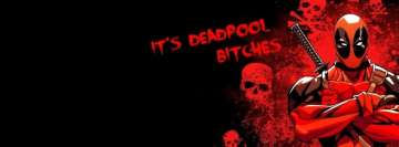 It is Deadpool Facebook Cover