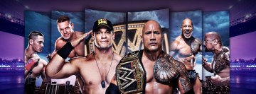 John Cena vs The Rock Wrestlemania 29 Fb Cover