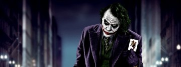 Joker Movie Facebook Cover