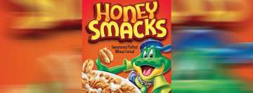 Kelloggs Honey Smacks Cereal Facebook Cover