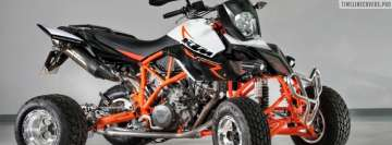 Ktm Quad 990 Facebook Cover-ups