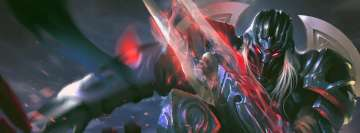 League of Legends Shadow Templar Zed