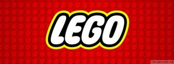 Lego Logo Facebook cover photo