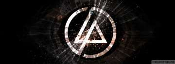 Linkin Park Logo Facebook Cover-ups