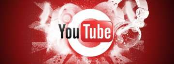 Listening to Music on Youtube Facebook Cover Photo