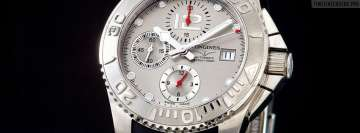 Longines Swiss Luxury Watch for Him Fb Cover