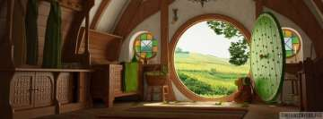 Lord of The Rings Hobbit Home