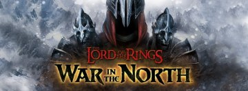 Lord of The Rings War in The North Facebook Cover