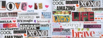 Love Collage Facebook Cover