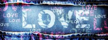Love Jeans Facebook Cover