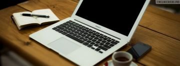 Macbook Iphone Desk Smartphone Facebook Cover Photo