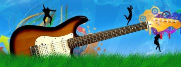 Marcin Guitar Facebook Background TimeLine Cover