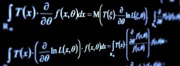 Math Integral Equation Facebook Cover
