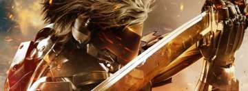 Metal Gear Rising Revengeance Facebook Cover Photo