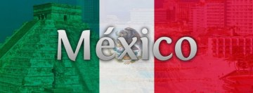 Mexico Flag Facebook cover photo