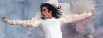 Michael Jackson Concert Facebook Cover Photo