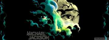 Michael Jackson Scream Facebook Wall Image