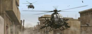 Military Helicopter TimeLine Cover