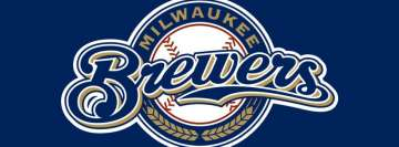 Milwaukee Brewers Logo Facebook cover photo