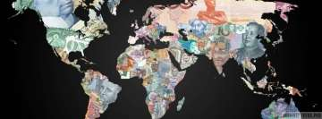 Moneys of The World Facebook Cover