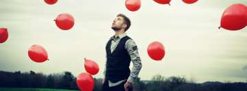 Mood with Baloons Fb Cover