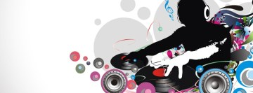 Music Dj Facebook Cover Photo