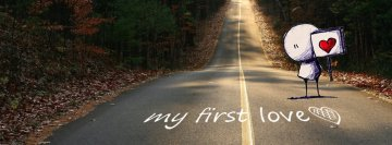 My First Love Facebook Cover