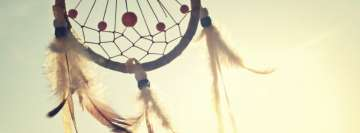 Native American Dream Catcher Facebook Banner