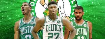 Nba Boston Celtics Poster Facebook Wall Image