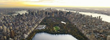 New York City Central Park Facebook Cover