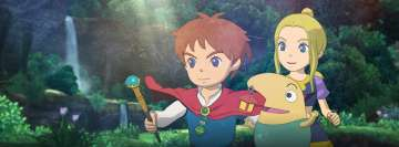 Ni No Kuni Facebook Wall Image