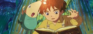 Ni No Kuni Magic Cover Facebook Banner
