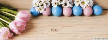 Nice Easter Wooden Table