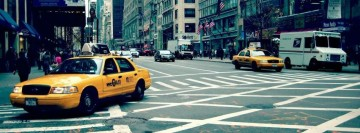Nyc Cabs Facebook cover photo