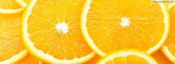 Orange Fruits Slice