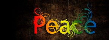 Peace Facebook Cover Photo