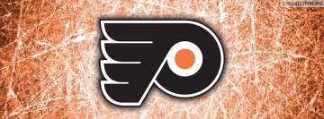 Philadelphia Flyers Logo Facebook cover photo