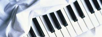 Piano Facebook Background TimeLine Cover