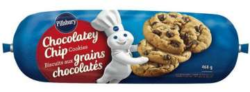 Pillsbury Chocolatey Chip Cookies Facebook Cover-ups