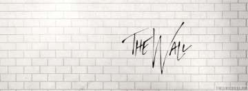 Pink Floyd The Wall Facebook cover photo