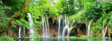 Plitvice Lakes National Park Fb Cover